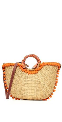 Sam Edelman Straw Beach Tote | SHOPBOP