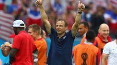 """Klinsmann: """"El fútbol crece sin parar en Estados Unidos"""""""