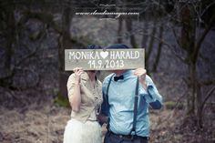 whimsical vintage engagement shooting save the date photo idea by Ladies & Lord