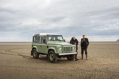 Land Rover Launches Limited Edition Trio of Defenders for its Last Year of Production