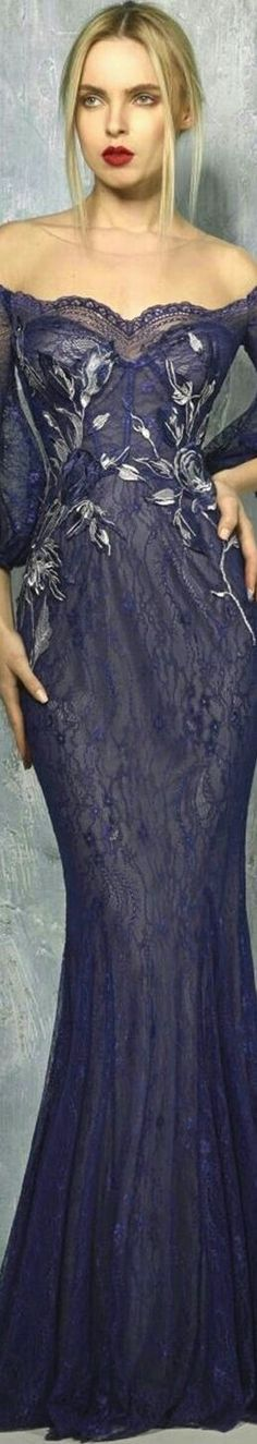 Beside Couture by Gemy Maalouf Autumn Winter Couture Fashion, New Fashion, Fashion Tips, Blue Crush, Designer Gowns, High End Fashion, Street Chic, Beautiful Gowns, Boho Chic