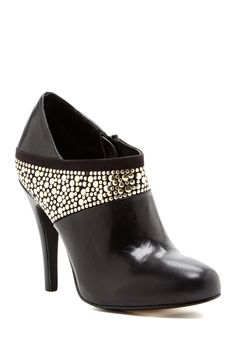 A.B.S. | A.B.S. Trickie Studded Ankle Bootie | Nordstrom Rack