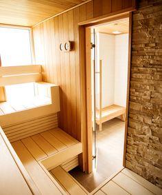 Saunas, Decoration, Garden Ideas, Art Deco, Relax, Bathtub, Cabin, Bathroom, Places