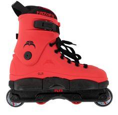 Razors SL Red Aggressive Skates – Bakerized Action Sports