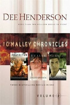 book cover of     The O'Malley Chronicles     The Negotiator / The Guardian / The Truth Seeker      (O'Malley)    by    Dee Henderson
