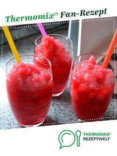 Slusheis - total lecker !!! von Margie. Ein Thermomix ® Rezept aus der Kategorie Getränke auf www.rezeptwelt.de, der Thermomix ® Community.