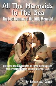 Interesting--the Little Mermaid is evidently growing up fast!