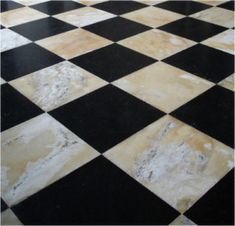 Tile Floor Design Ideas - Beautiful Classic Patterns