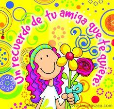 Imágenes con Frases de Amistad para compartir y dedicar a tus mejores amig@s #amistad #amiga #amigos #amigas #amigo