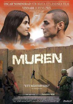 Omar [Videoupptagning] = Muren / a film by Hany Abu-Assad ... MUREN är en berättelse om kamp för frihet och rättvisa. Men det handlar lika mycket om kärlek, och de desperata handlingar man måste utsätta sig för när vägen till ens stora passion spärras av en åtta meter hög mur, vaktad av kulsprutor. #film #dvd