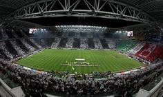 Juventus Stadium, Torino, Italia. <3
