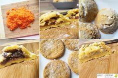 UNI - CORN: Mrkvánky se třemi druhy náplní (+ sušenky jako bon...