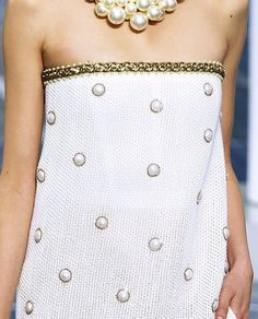 Chanel pearl
