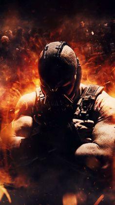 Tom Hardy is hotttt Bane Dark Knight, The Dark Knight Trilogy, The Dark Knight Rises, Arkham Knight, Tom Hardy Bane, Tom Hardy Actor, Gotham Villains, Comic Villains, Dc Comics