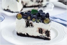 Archiwa: Serniki - I Love Bake Oreo Cheesecake Cake, Drink Recipe Book, Sweets Cake, Just Cakes, Polish Recipes, Food Cakes, Cake Cookies, Baked Goods, Cake Recipes