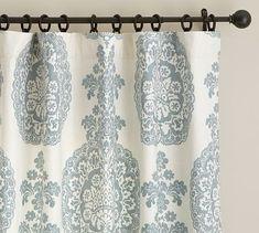 Lucianna Medallion Drape #potterybarn 84', 96' & 108' - reg. price $99 – $119, special $84 – $101