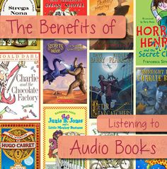 Discover the #reading benefits for kids that come with listening to #audiobooks. See our #RaiseAReader blog for more.