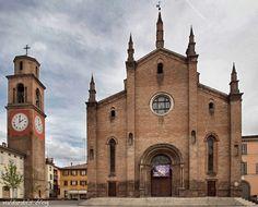 Fiorenzuola d'Arda, Émilie-Romagne, Italie