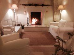 #livingroom #indoor #caminetto