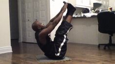 #27 - Creative Abs Workout at Home - Core Motivation