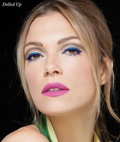 Dolled Up! | Radiant Professional -Wonderlight Serum Make Up No 04 -Professional Eye Color No 217 -Professional Eye Color No 265 -Softline Waterproof Eye Pencil No 26 -Studio Perfect Mascara No 02 -Powdery Brow Definer No 03 -Brow Definer Fix & Color Waterproof No 03 -Βlush Color No 137 -Softline Waterproof Lip Pencil No 05 -Matt Lasting Lip Color Νο 31 #Radiant #Professional #makeup #lipstick #eyeshadow