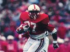 Irving Fryar - WB....Remembered more for his 17-year NFL career, Irving Fryar was still known as a speedy, all-purpose threat for the Nebraska Cornhuskers. Though the Huskers featured a prolific, run-first offensive attack led by a dangerous, option quarterback, Turner Gill, and a Heisman Trophy winner, Mike Rozier, Fryar earned first-team All-America honors in 1983.
