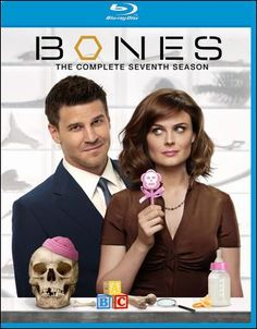 Bones: The Complete Seventh Season Blu-ray  $20 at best buy right now