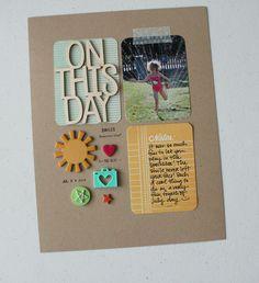i am doe: Scrapbook Adhesives Blog Hop Day 4