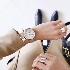 今年大注目!「CLUSE((クルース)」の腕時計がオシャレでカワイイ♡ | ギャザリー