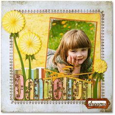 Layout: Dandelion Dreams 28012008