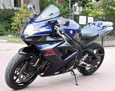 2007 Suzuki Gsxr 750