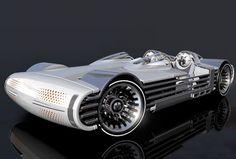 2009 White Vapor Concept