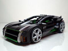 "LEGO ""Piranha"" Concept Car"
