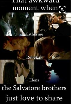Stil prefer Delena to Stelena. That was real love!