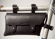 Billykirk Bicycle Frame Pouch | The Carry