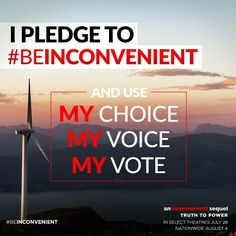 I took the pledge. 🙋🏻