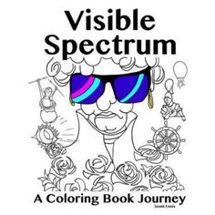 Visible Spectrum: A Coloring Book Journey