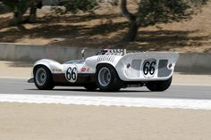 Chaparral 2 Chevrolet (Chassis 2002 - 2005 Monterey Historic Automobile Races) High Resolution Image