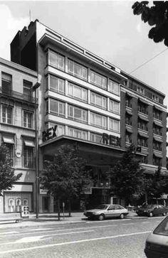 Cinema Rex te Antwerpen, Keyserlei