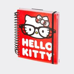 Hello Kitty Planner: everything you need to stay organized!
