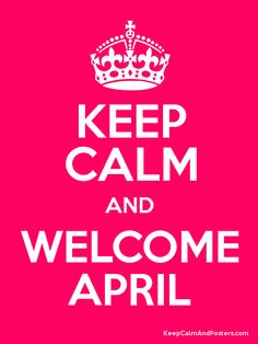 Keep Calm & Welcome April! The April 15 #tax deadline is coming up! File your taxes with us & get 25% OFF! (954) 367-6993