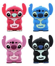 Stitch HTC Phone Cases -  (I don't even have this phone, but I LOVE Stitch!)