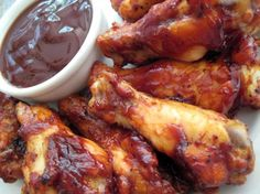 How to cook frozen chicken wings (several recipes)