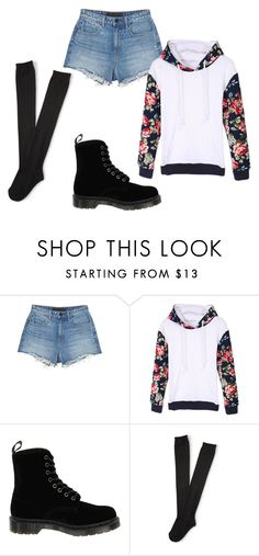 """""""16 March"""" by llondonslove on Polyvore featuring moda, Alexander Wang, Dr. Martens i Aéropostale"""