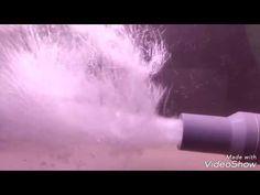 DIY venturi (dengan bahan bubutan) kolam air tawar/asin - YouTube