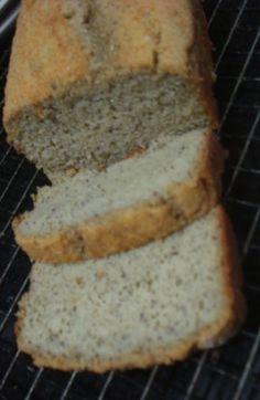 Cozinha sem glúten e sem leite: Pão Integral de Farinha de Coco