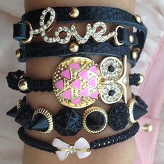 cute bracelets!
