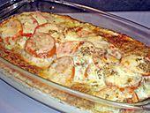 Hähnchenbrustfilet mit Tomate und Mozzarella in Kräuter - Sahne - Sauce (Rezept mit Bild) | Chefkoch.de