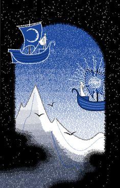 Door of Night by zdrava.deviantart.com on @DeviantArt