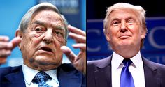 When will Soros drop dead?.......Soros is targeting Donald Trump and the American people by creating chaos. He's a Marxist, that is how they gain power. NC Sheriffs are investigating Trump